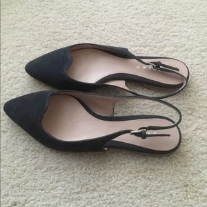 Woman's JigSaw Slingback Shoe Size 36 New